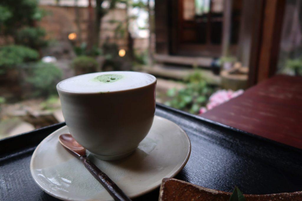 古桑庵、自由が丘の和カフェ
