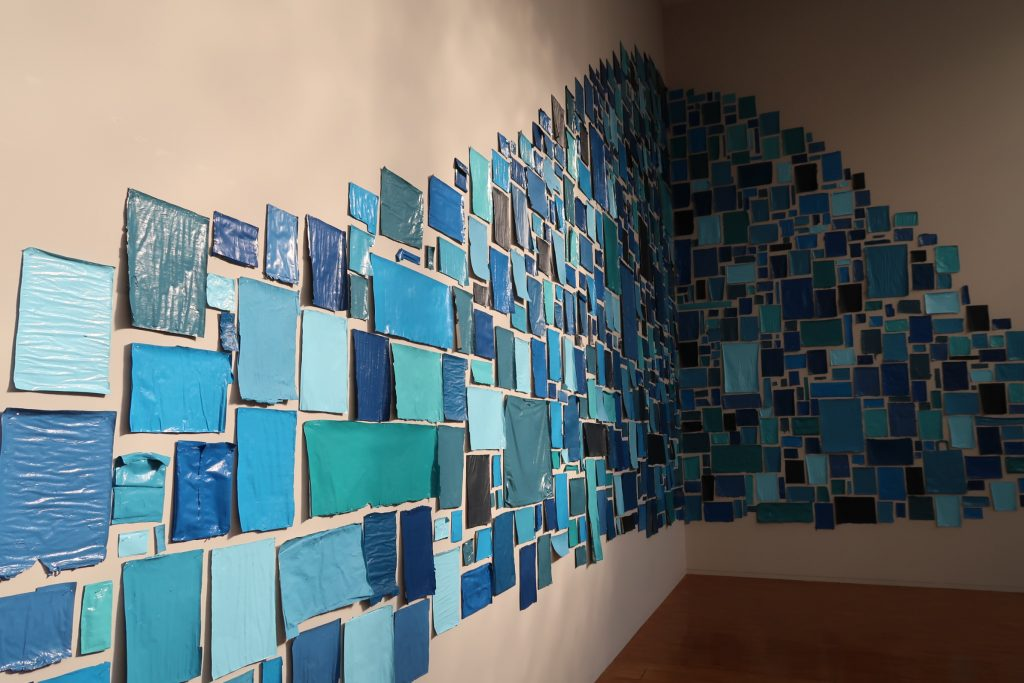 「水の三部作 2」アブラハム・クルズヴィエイガス展