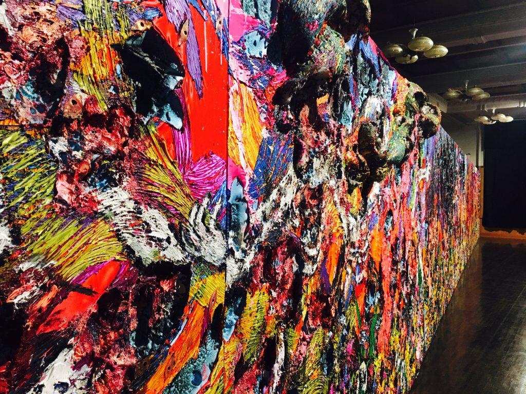 アジア回廊現代美術展・京都・二条城
