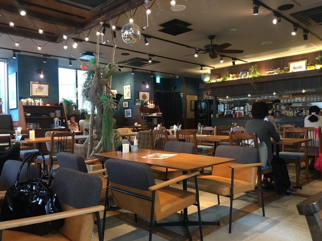 ニックストックnick stock名古屋駅カフェ