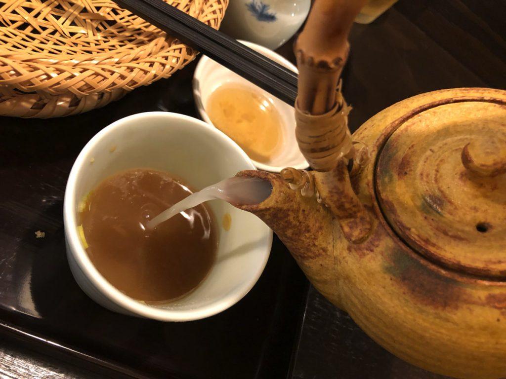 蕎亭う月:多治見駅、カフェ温土むかいのおしゃれな蕎麦屋