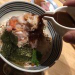 つじ半、神楽坂の美味しい海鮮丼ランチ