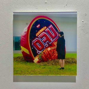 岡本光博『UFO』展