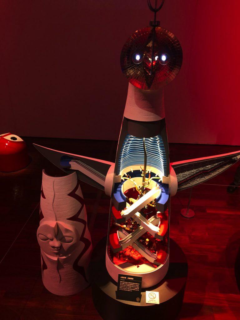 太陽の塔展(岡本太郎)大阪あべのハルカス美術館