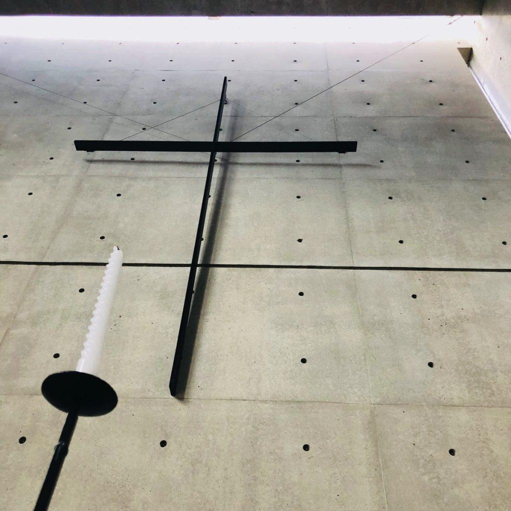 六甲ミーツ・アート2018さわひらき《absent》風の教会、安藤忠雄