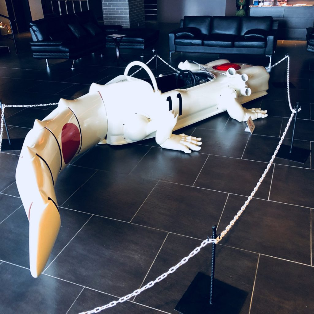六甲ミーツ・アート2018井上裕起《salamander [F1]》