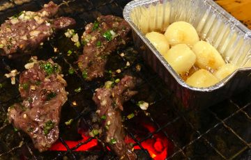 川崎・稲田堤駅の焼き肉寿苑、孤独のグルメで話題
