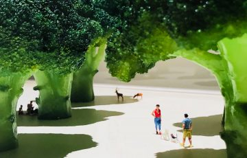 MINIATURE LIFE展 ~田中達也 見立ての世界~名古屋栄