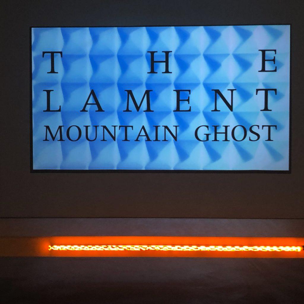 チェン・ラン「The Lament: Mountain Ghost」