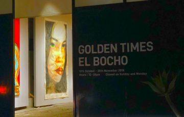 エル・ボチョ「GOLDEN TIMES」