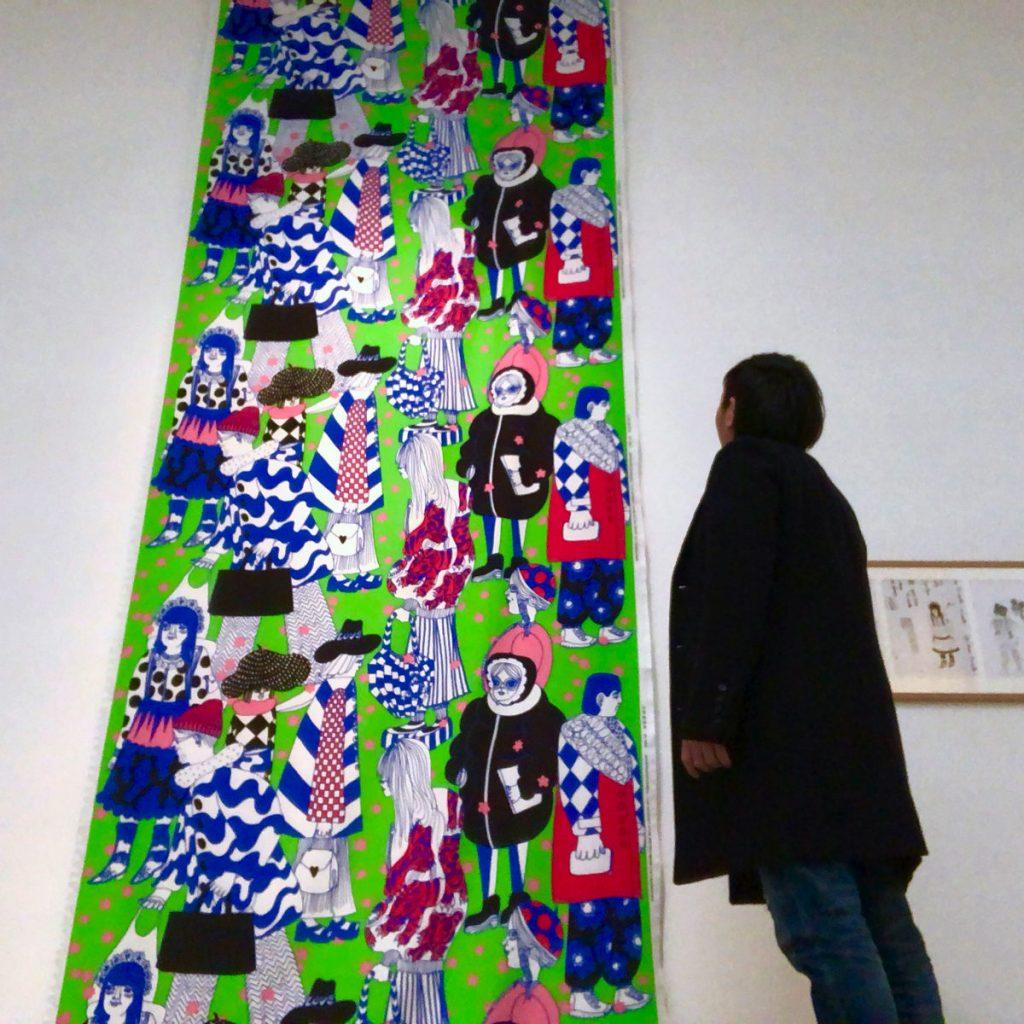 マリメッコ・スピリッツ展@セラミックパークMINO内岐阜県現代陶芸美術館(多治見市)