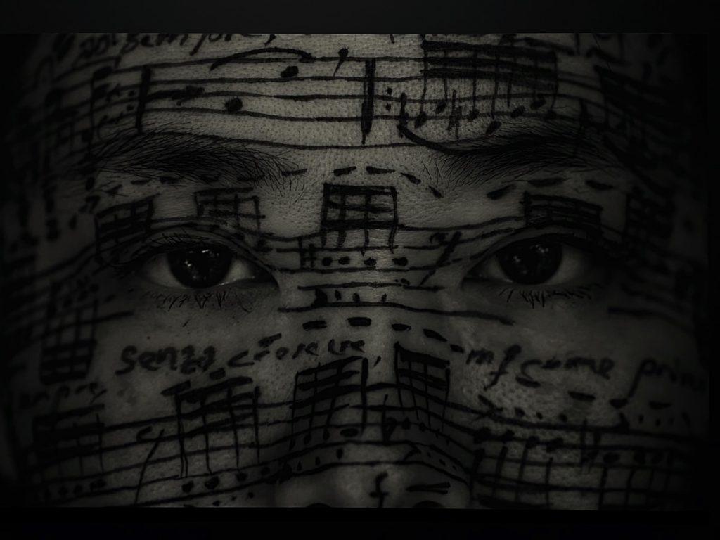 Bodyscore – the soul signature ヤコポ バボーニ スキリンジ展 銀座シャネルネクサスホールのアート