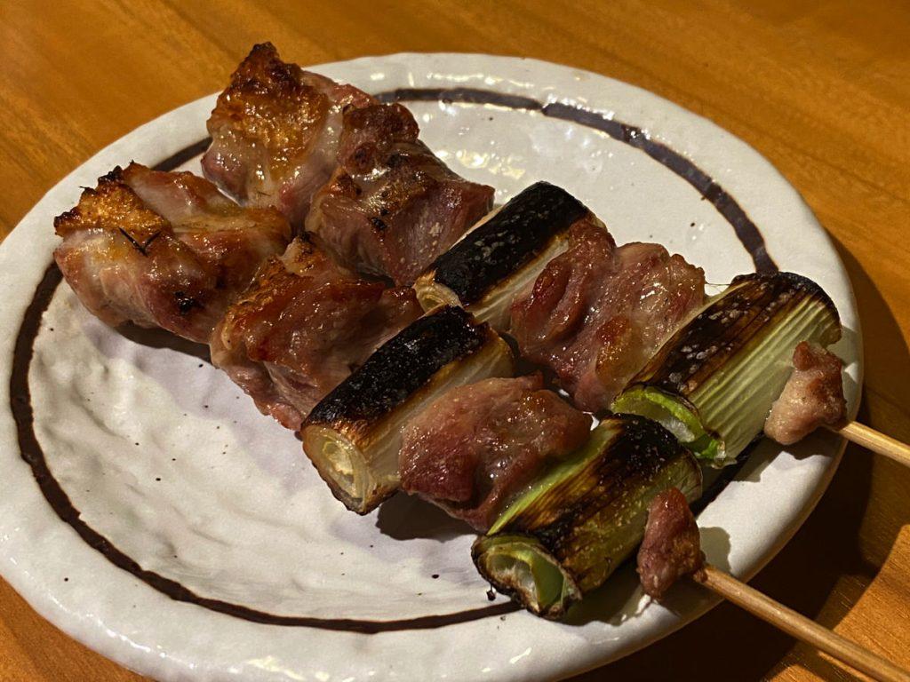 大銀杏 栄店、名古屋矢場町の美味しい焼き鳥