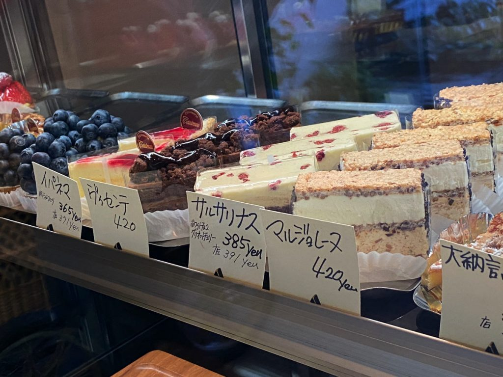 三河安城駅ちかくで一番おいしいケーキ屋ラヴァンクール