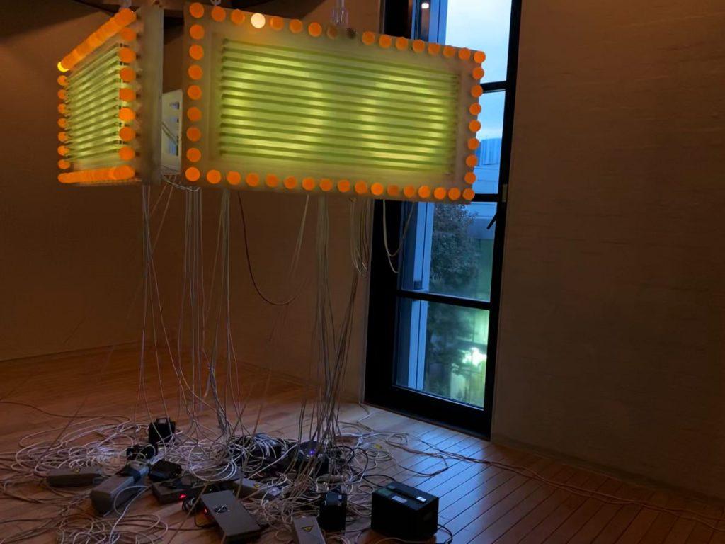 フィリップ・パレーノ 「オブジェが語りはじめると」 ワタリウム美術館