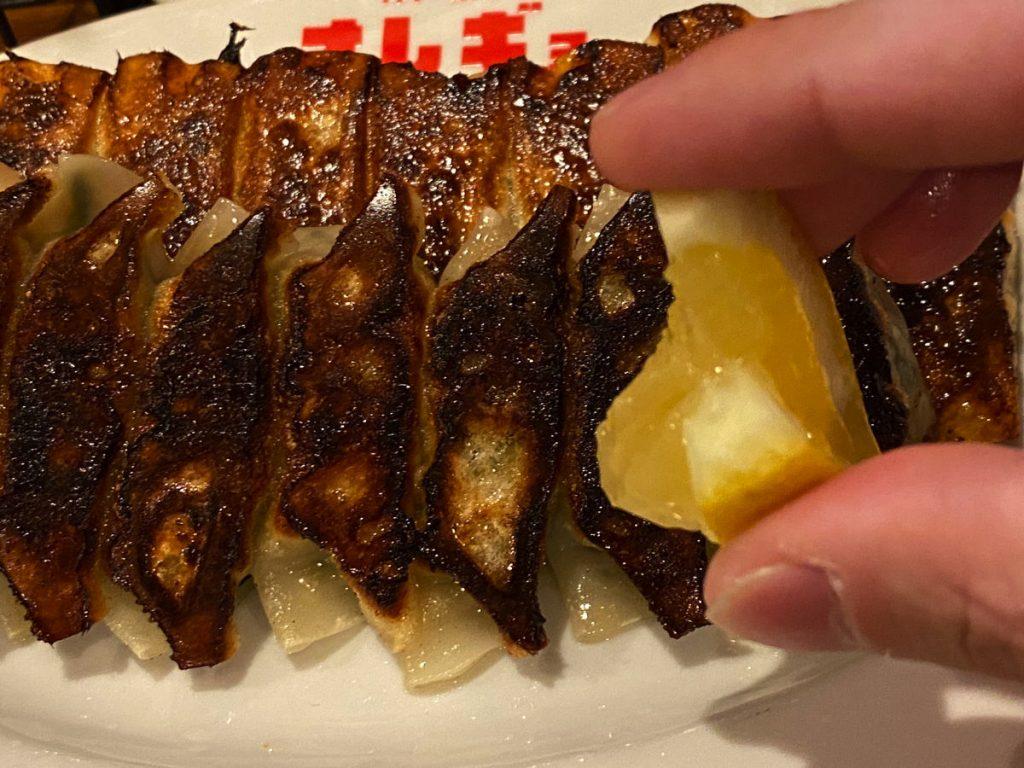 オレギョ俺の餃子三宮神戸元町美味しいオススメ