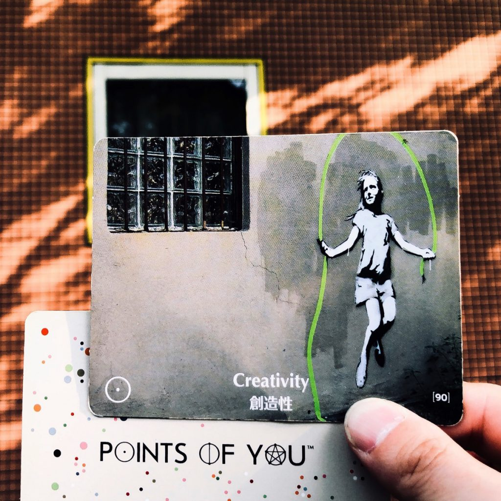 Points of You® Creativity創造性
