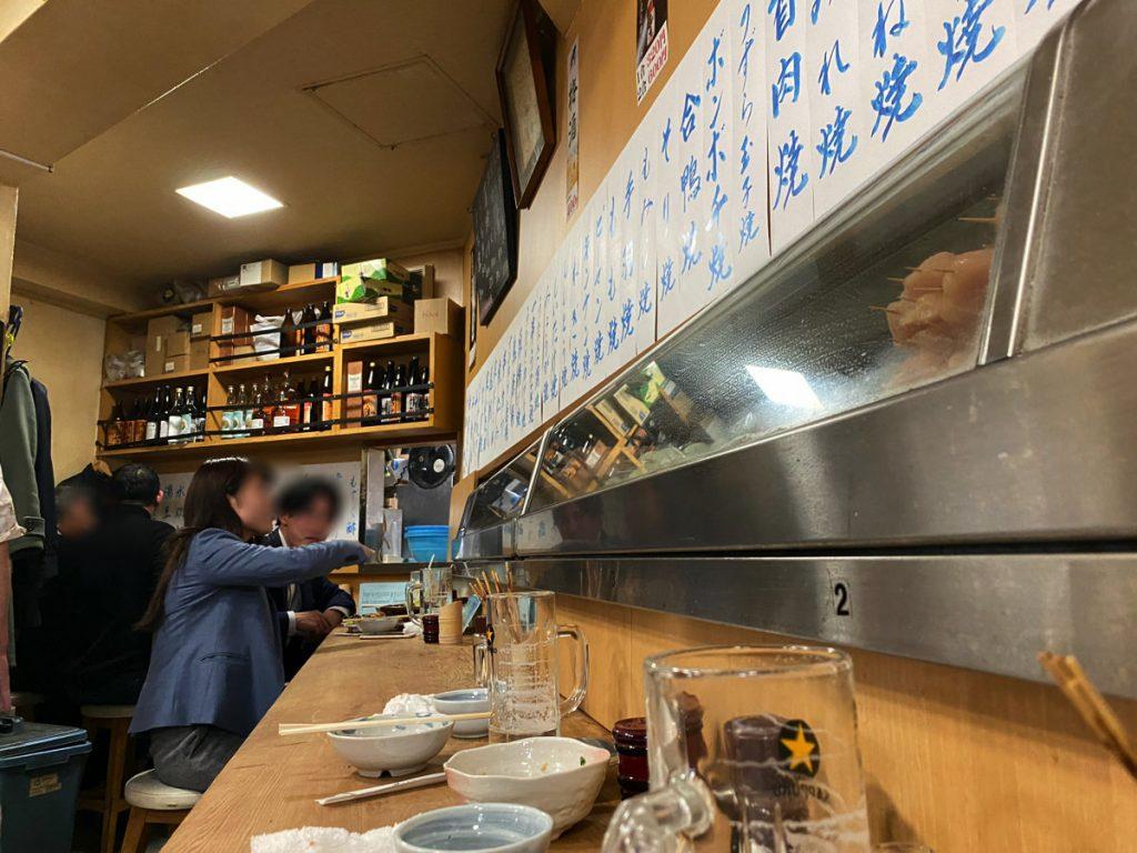 渋谷の美味しいおすすめ焼き鳥屋、鳥竹本店