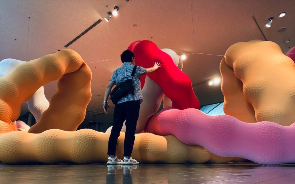 横浜ヨコハマトリエンナーレ2020横浜美術館